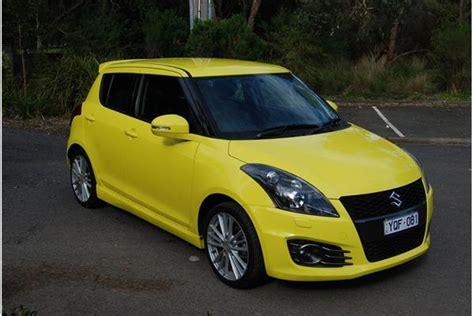 Suzuki Sport Road Test Review Suzuki Sport Review And Road Test