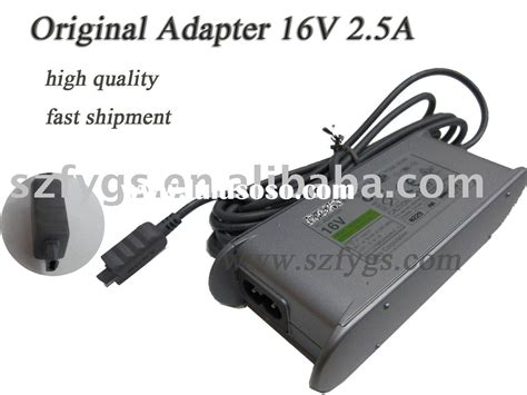 Adaptor Sony Vaio Vgp Ac16v7 16v 22a 2 Pin sony ac adapter 16v sony ac adapter 16v manufacturers in lulusoso page 1