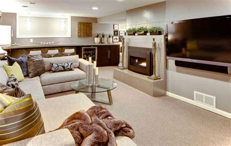 modern basement living room 25 top modern basement design ideas