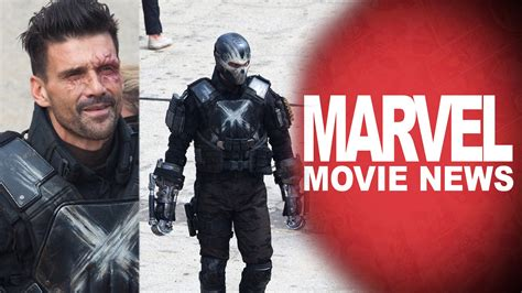 marvel film news 2015 civil war set photos chris pratt signed on for 2 more
