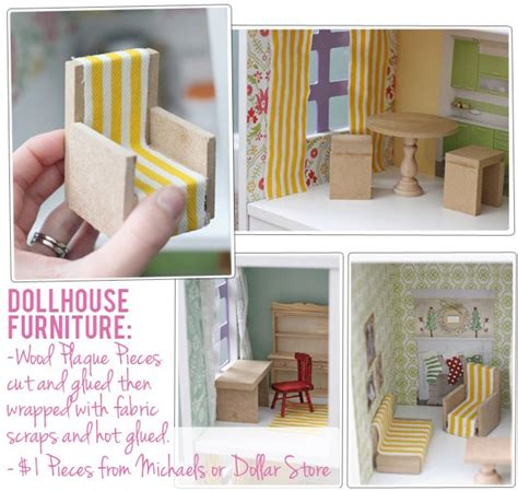 307 Best Images About Diy Barbie Furniture On Pinterest Barbie House Miniature And