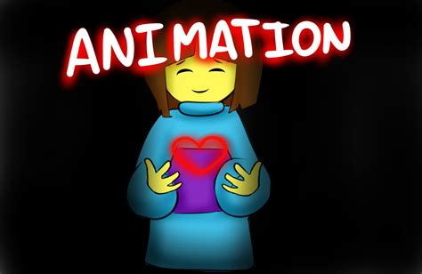 animated best your best friend undertale animation glitchtale 4