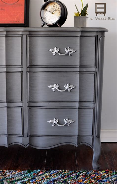 upcycled provincial dresser
