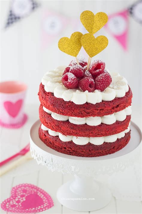 How To Decorate Cake At Home by Torta Red Velvet Ricetta Originale