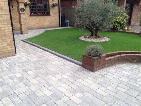 garden paving ideas uk block paving patios and driveways brentwood essex