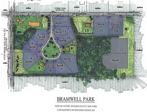 layout of eastview mall bramwell park victor new homes for sale bowering homes