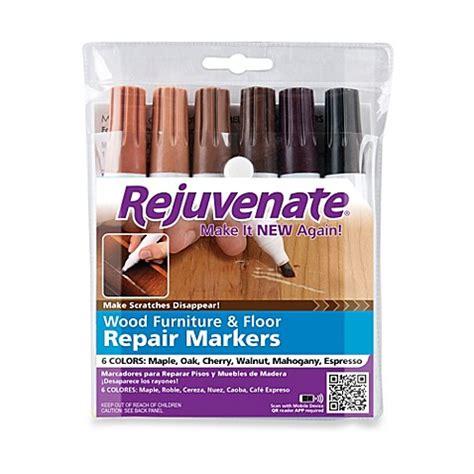 Rejuvenate® Wood Furniture & Floor Repair Markers   Bed