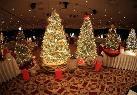 Festival Of Trees And Lights by Festival Of Trees And Lights Montbleu Resort Casino