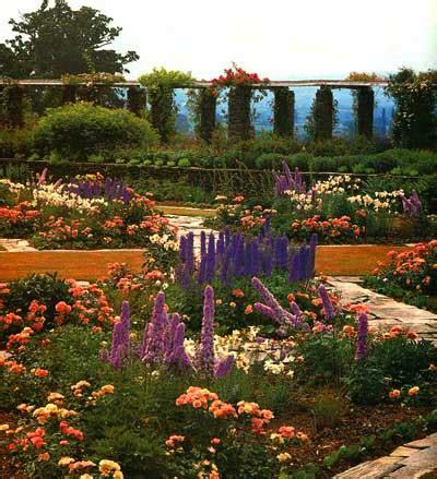 theme garden ideas cool color garden ideas howstuffworks