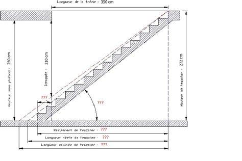 Construire Un Escalier En Bois 3972 by Construire Un Escalier La Varlope