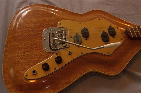 Fenstermaße by Dumb Org 187 1966 Fender Banjoline Rossmeisl Prototype