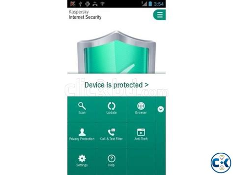 kaspersky for android kaspersky mobile security for android clickbd