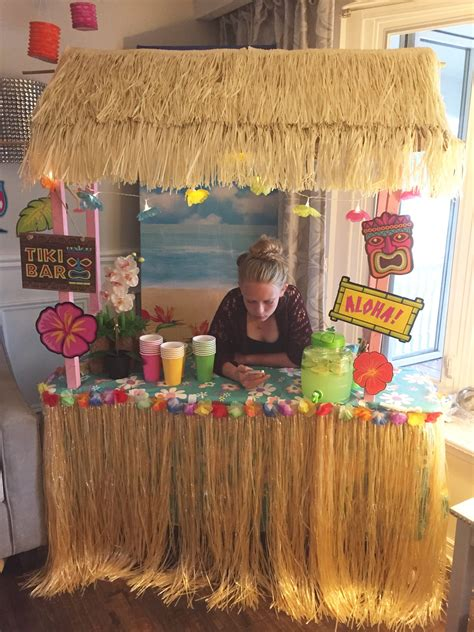 themes hawaii mobile diy tiki bar a purdy little house