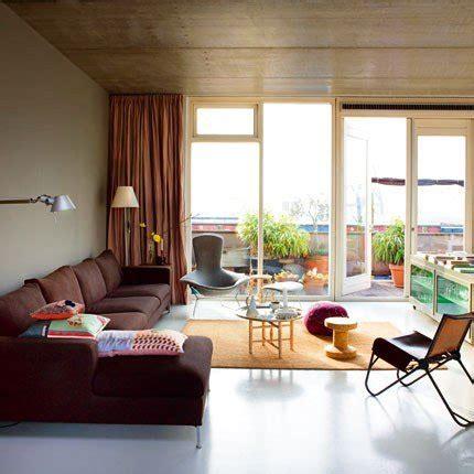 Baie Vitrée D Angle 587 by Une Habitation Industrielle Aux Pays Bas Maison