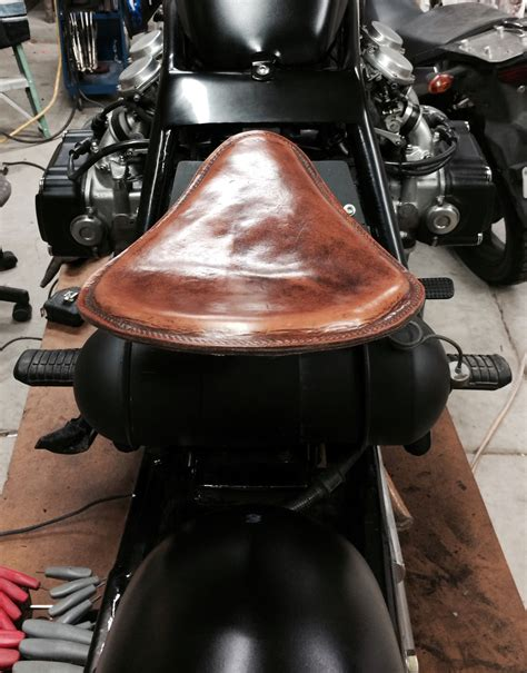Diy Motorcycle Seat Upholstery by Diy Bobber Motorcycle Seat Kartch Customs