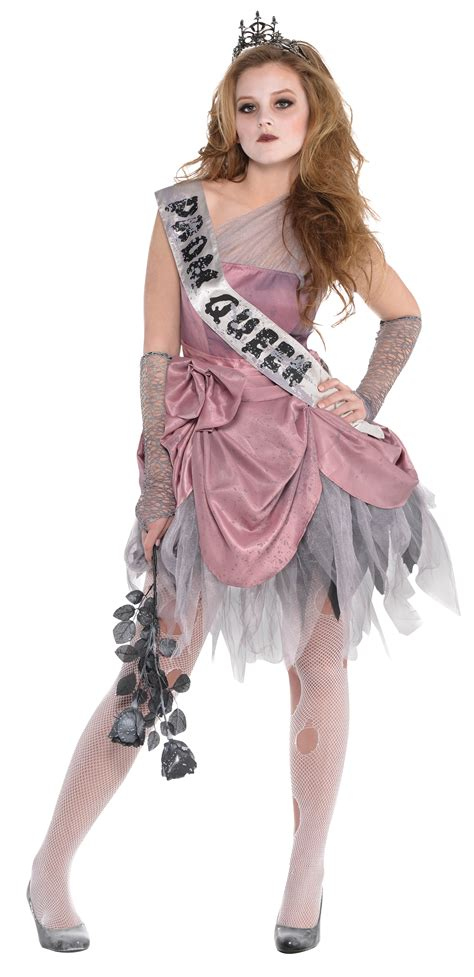waitress hairstyles for chest length hair zom queen costume all halloween mega fancy dress