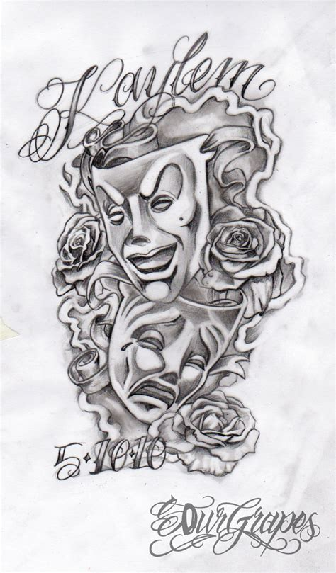 chicano style tattoo art www imgkid com the image kid