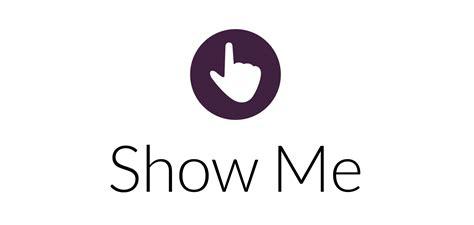 show me show me logo og ui rukiye benli