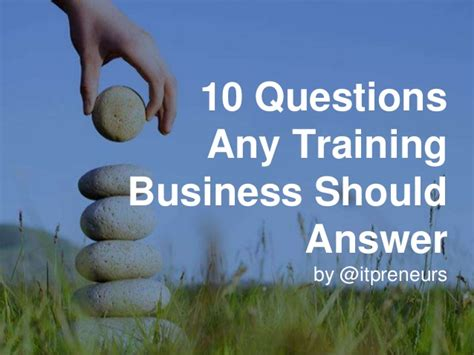 Course On Businesses What You Should by My By Itpreneurs