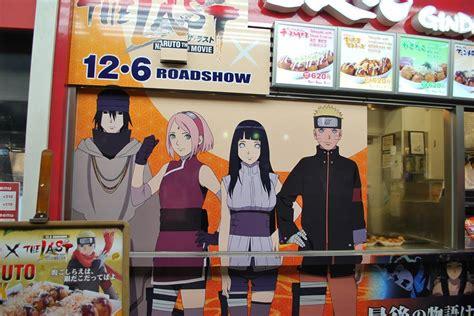 film naruto nouveau naruto le film d 233 voile des des takoyaki et des goodies pour le nouveau film naruto