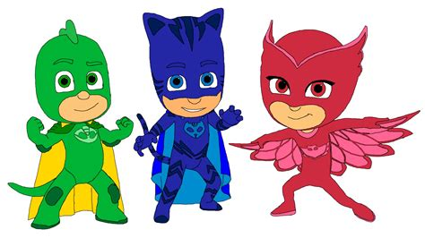 meet gekko pj masks books learn colours pj masks disney coloring page book masks