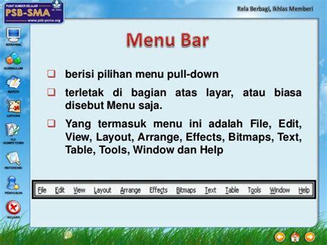 tab menu yang berisi perintah layout slide adalah mengenal bitmap dan vektor