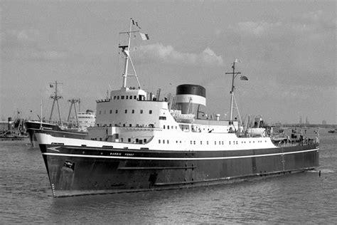 bardic ferry  ship plans