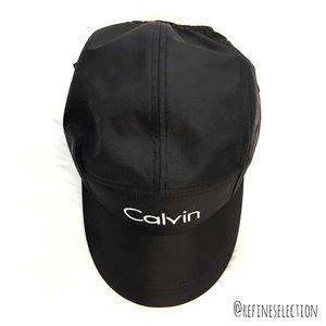 Calvin Klein Cap 5 Panel calvin klein calvin klein 5 panel black strapback