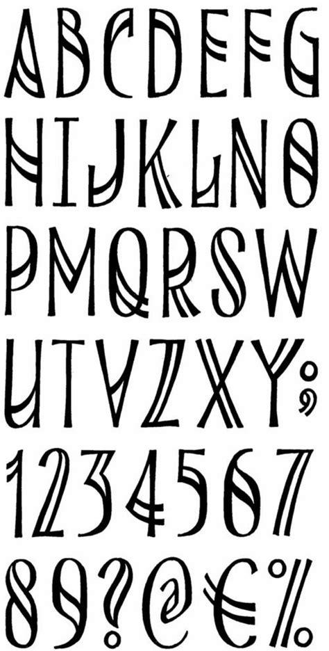 Tipos de letras para tatuajes - estilos y diseños a la