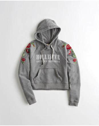 Girls Logo Shop | Hollister Co. Hollister Sweaters For Girls Grey