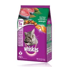 Whiskas Tuna Flavour 480g by Our Products Whiskas 174