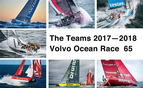 teams     volvo ocean race sail magazine