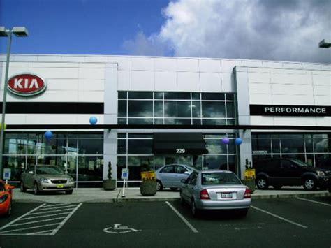 performance kia car dealership in everett wa 98204