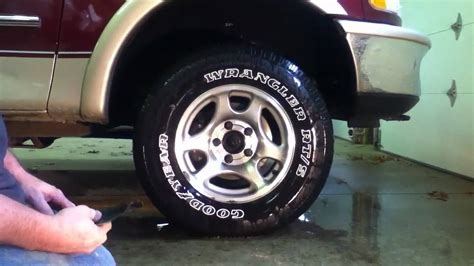 Best Way To White Letter Tires