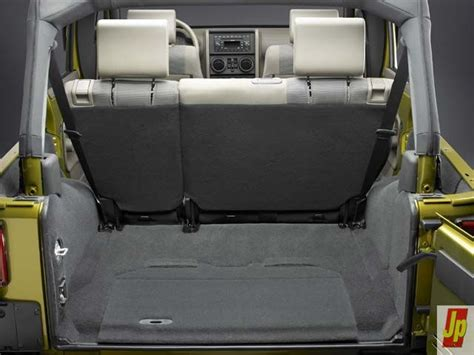Jeep Cargo Space Cargo Space