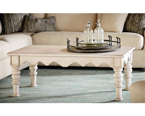 magnolia home coffee table scallop coffee table magnolia home