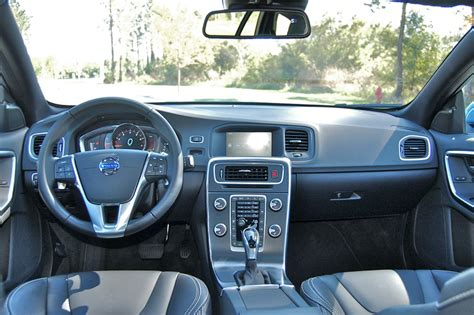 volvo dashboard 2015 volvo v60 t5 dashboard