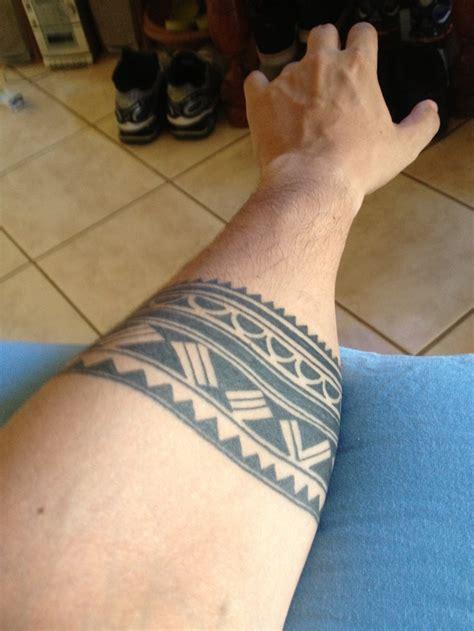tattoo band indonesia maori forearm by jefferson villela tatoos pinterest