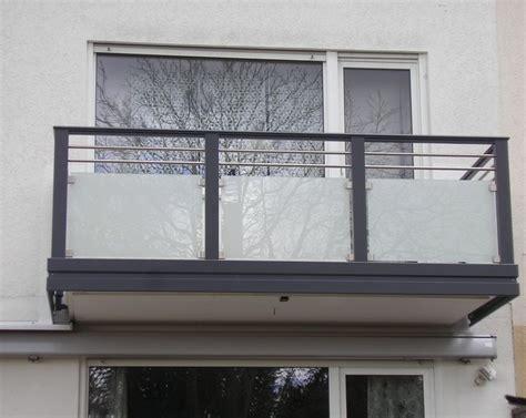 Treppengeländer Bausatz Edelstahl by 1000 Ideen Zu Balkongel 228 Nder Glas Auf