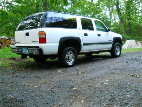 how to sell used cars 2001 chevrolet suburban 2500 electronic valve timing sell used 2001 chevrolet suburban 2500 3 4 ton 8 1 4x4 496 big block cheap high bid buys in