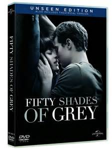 fifty 50 shades of grey the unseen edition dvd ebay