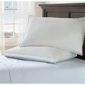 Canopy Bed Sheets Walmart Canopy Cool Max Comfort Bed Pillow 2 Pack Walmart