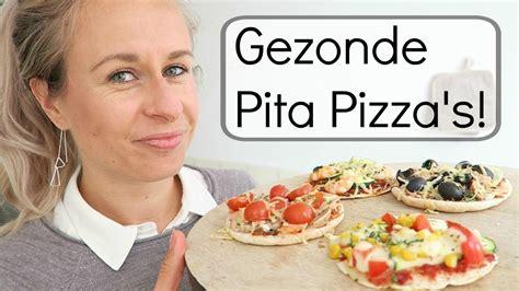 Js Pita recept gezonde pita pizza s makkelijk en snel