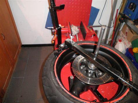 Motorradreifen Selbst Wechseln by Reifenmontierger 228 T Manuell Seite 3 Reifen Fj1100