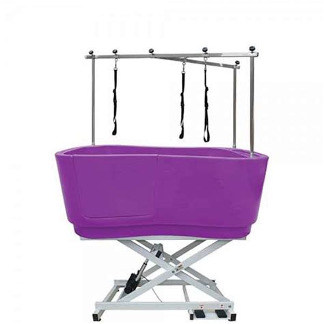 vasca per toelettatura vasca per cani da toelettatura in polietilene disponibile