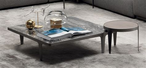 Home Interior Materials by Coffee Tables Natuzzi Italia
