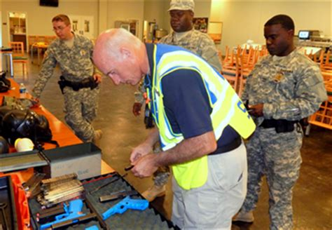 Nopd Background Check Sheriff S Office And New Orleans Help Facilitate National Guard At Jackson