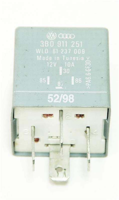 1999 vw diesel beetle starter relay starter relay 185 99 05 vw jetta golf gti mk4 beetle