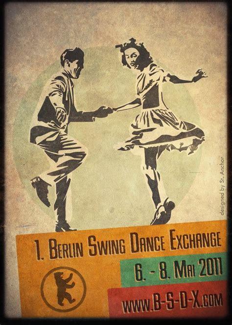 swing plakat berlin swing exchange bsdx 2011 hopit