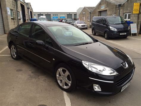 peugeot 407 coupe 2007 image gallery 2005 peugeot 407 saloon